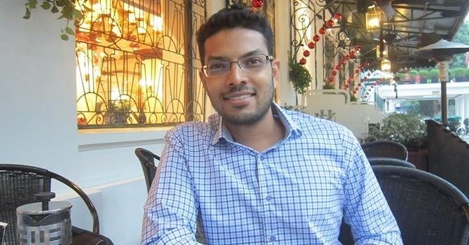 Ông Karun Arya, Giám đốc truyền thông khu vực Nam Á của Uber