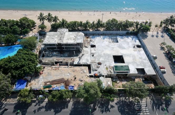 """Thêm dự án """"xẻ thịt"""" bãi biển Nha Trang ảnh 1"""