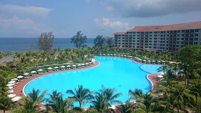 Khu khách sạn Vinpearl Phú Quốc