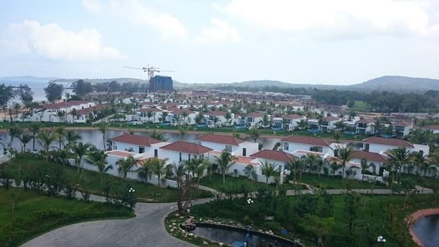 Khu nghỉ dưỡng ven biển Vinpearl Phú Quốc