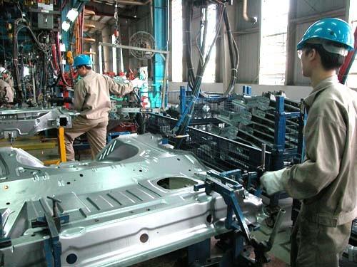 Sản phẩm CNHT của Việt Nam chủ yếu là linh kiện và vật liệu đơn giản, có giá trị thấp.
