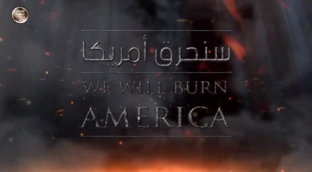IS tung video kêu gọi tấn công vào nước Mỹ ảnh 1