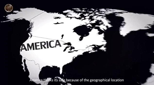 IS tung video kêu gọi tấn công vào nước Mỹ ảnh 2
