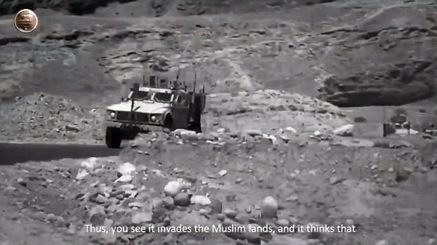 IS tung video kêu gọi tấn công vào nước Mỹ ảnh 3
