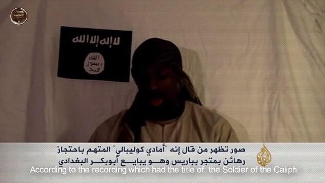 IS tung video kêu gọi tấn công vào nước Mỹ ảnh 6