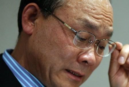 Chủ tịch Sung Wan-jong