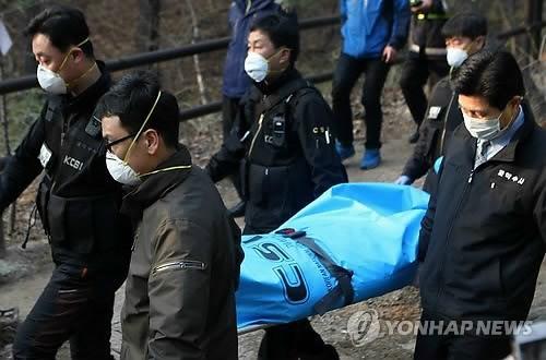 Thi thể của Chủ tịch Sung Wan-jong được tìm thấy trên ngọn núi Bukhan, phía nam thủ đô.