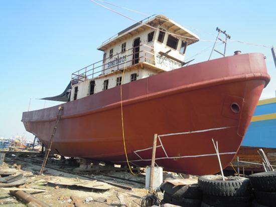"""""""Tàu 67"""" có sự hỗ trợ lớn của Nhà nước, nhưng giữa ngân hàng và ngư dân vẫn là quan hệ vay, trả, phải đảm bảo hiệu quả"""