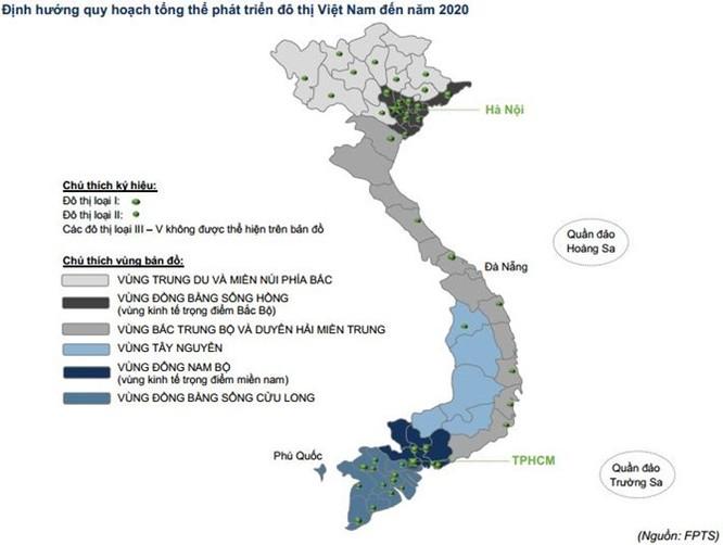 Việt Nam dự kiến sẽ có 1.000 đô thị vào năm 2025 ảnh 2
