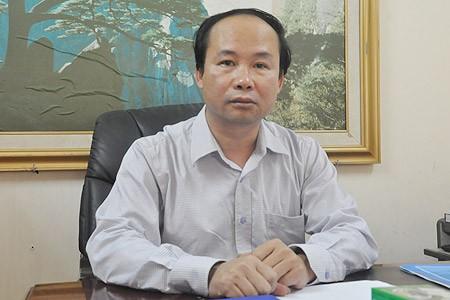 Phó GĐ Sở Nội vụ Hà Nội Nguyễn Đình Hoan.