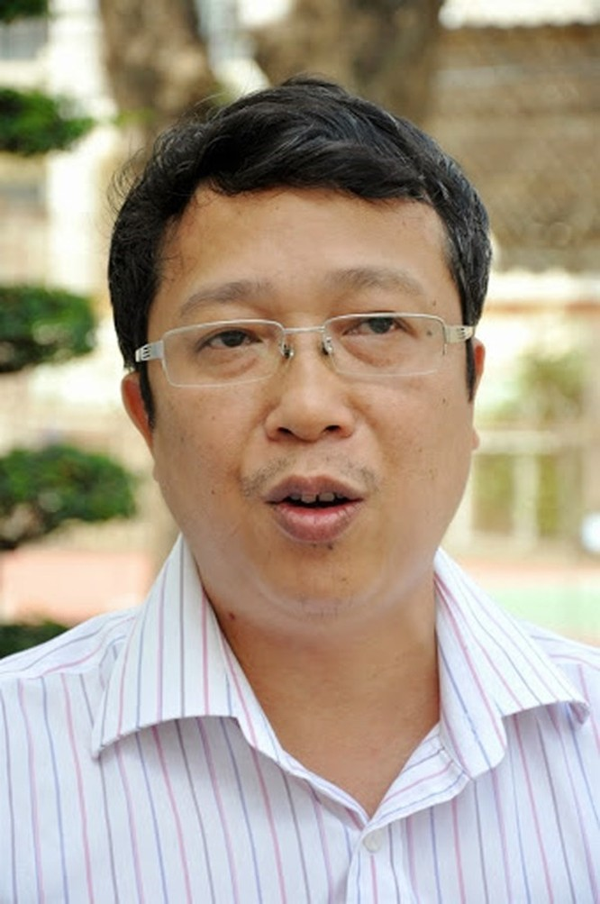 Ông Hoàng Trung, Phó cục trưởng Cục Bảo vệ thực vật (Bộ NN&PTNT).