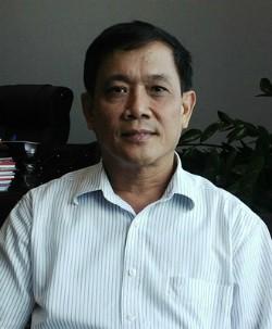 Ông Nguyễn Hữu Trí, Phó cục trưởng Cục đăng kiểm Việt Nam.