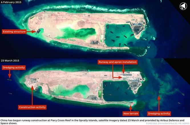 Nhật- Úc-Mỹ liên thủ đối phó Trung Quốc ở Biển Đông ảnh 1