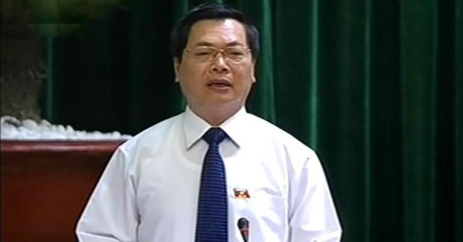 Bộ trưởng Vũ Huy Hoàng