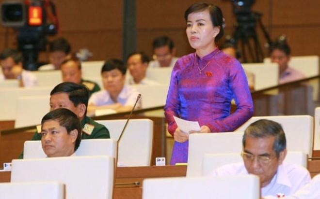 Nhiều vị đại biểu Quốc hội đã thể hiên chính kiến về điều 60 Luật bảo hiểm xã hội tại phiên thảo luận ngày 27/5