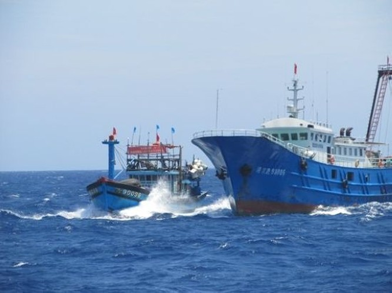 Thủ tướng lo ngại bất ổn Biển Đông cản trở kinh tế biển ảnh 2