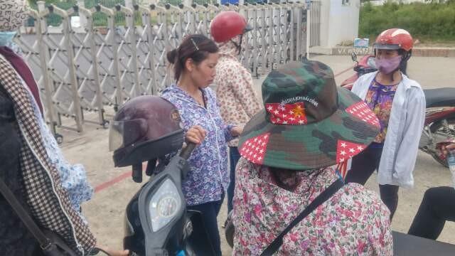 """Hàng trăm công nhân tại Bắc Ninh bất ngờ bị """"bỏ rơi"""" ảnh 11"""