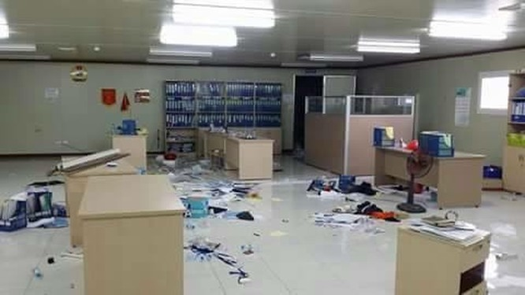"""Hàng trăm công nhân tại Bắc Ninh bất ngờ bị """"bỏ rơi"""" ảnh 3"""