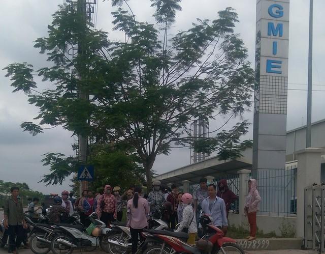 """Hàng trăm công nhân tại Bắc Ninh bất ngờ bị """"bỏ rơi"""" ảnh 10"""