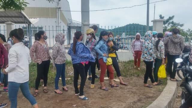 """Hàng trăm công nhân tại Bắc Ninh bất ngờ bị """"bỏ rơi"""" ảnh 12"""
