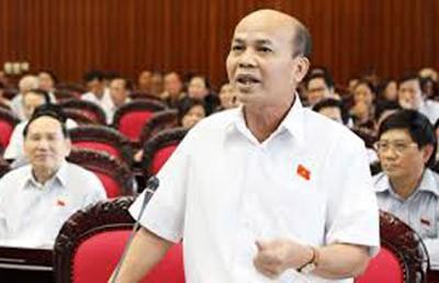 Đại biểu Đỗ Văn Đương - đoàn TPHCM