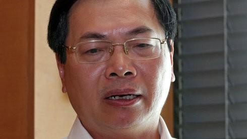 Bộ trưởng Bộ Công thương Vũ Huy Hoàng