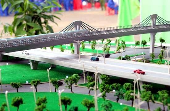 Soi tiến độ 3 dự án giao thông nghìn tỷ của Hà Nội ảnh 2
