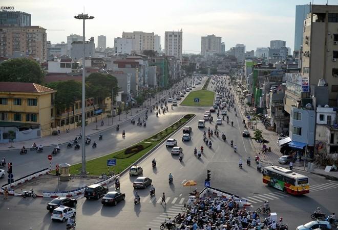 Soi tiến độ 3 dự án giao thông nghìn tỷ của Hà Nội ảnh 3