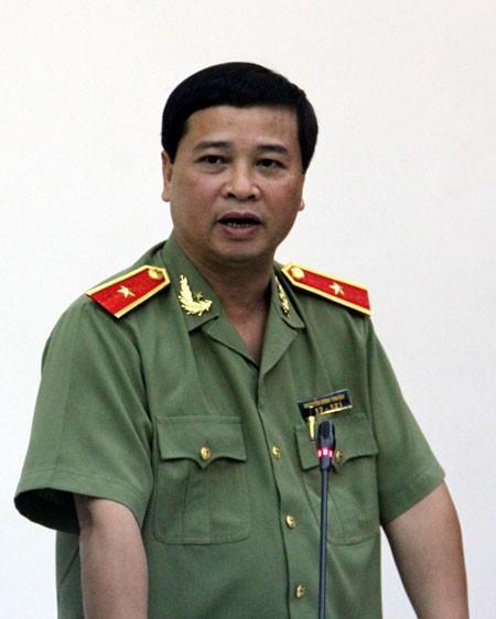 Thiếu tướng Nguyễn Đình Thuận - Cục trưởng Cục An ninh kinh tế, Bộ Công an