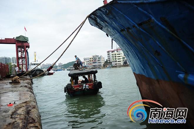 Tàu cá Trung Quốc rầm rộ ra Biển Đông ảnh 1