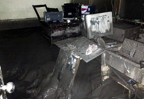 Nhiều vựa than tan hoang sau mưa lũ ở Quảng Ninh ảnh 8