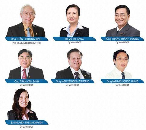 Quyền lực vợ chồng đại gia Trần Phương Bình - Cao Ngọc Dung ở DongABank ảnh 2