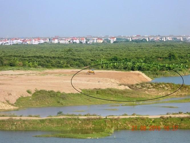 Hành lang thoát lũ sông Hồng có tiếp tục bị san lấp? ảnh 3