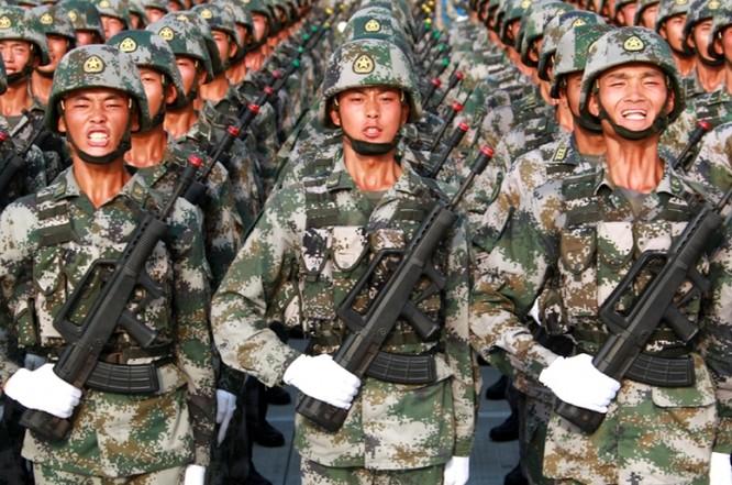 """Ảnh Trung Quốc chuẩn bị cho cuộc duyệt binh """"khủng"""" nhất trong lịch sử ảnh 8"""