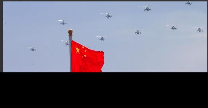 """Ảnh Trung Quốc chuẩn bị cho cuộc duyệt binh """"khủng"""" nhất trong lịch sử ảnh 3"""