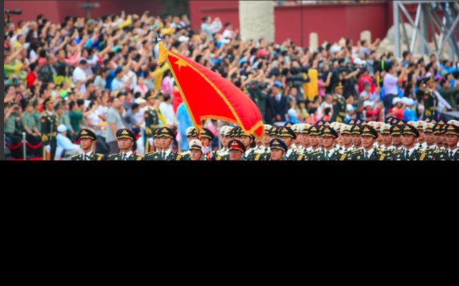 """Ảnh Trung Quốc chuẩn bị cho cuộc duyệt binh """"khủng"""" nhất trong lịch sử ảnh 5"""