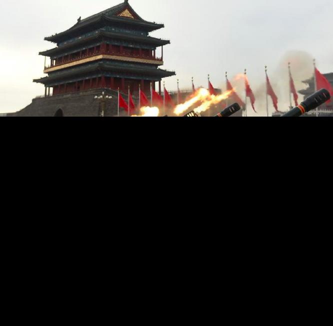 """Ảnh Trung Quốc chuẩn bị cho cuộc duyệt binh """"khủng"""" nhất trong lịch sử ảnh 7"""