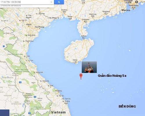 Giàn khoan Hải Dương-981 khoan xong giếng dầu trên Biển Đông ảnh 1
