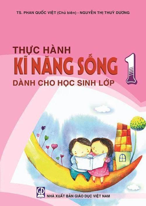 Nhà xuất bản Giáo dục Việt Nam phải thu hồi cuốn sách Thực hành kỹ năng sống dành cho học sinh lớp 1, xuất bản năm 2014.