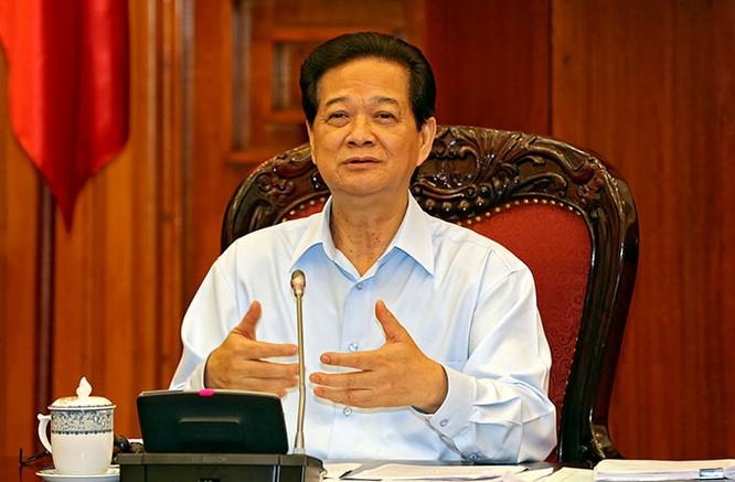 Thủ tướng Nguyễn Tấn Dũng - Ảnh tư liệu
