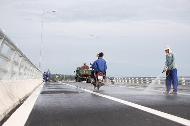 Thông cầu Mỹ Lợi, từ TP.HCM đi Gò Công, Tiền Giang chỉ 25km ảnh 9