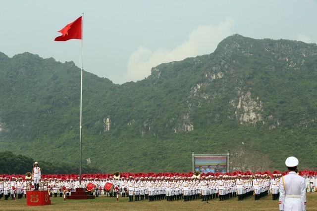 Sơ duyệt diễu binh, diễu hành kỷ niệm Quốc khánh 2/9 ảnh 2