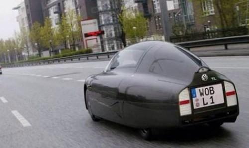Xuất hiện ôtô 1 chỗ ngồi giá tương đương 14 triệu đồng ảnh 1