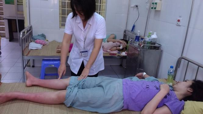 Liên tục ghi nhận ca mắc sốt xuất huyết tại Hà Nội trong các tuần gần đây