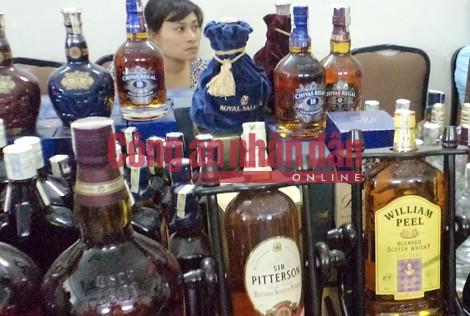 Lộ diện nhiều cửa hàng rượu giả ở Hà Nội và các địa phương ảnh 1