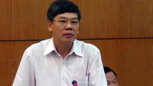 Phó tổng thanh tra Chính phủ Trần Đức Lượng
