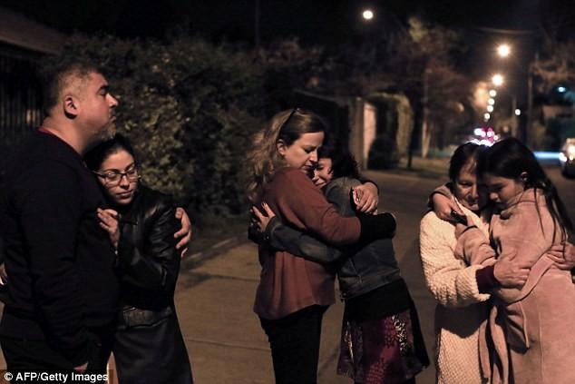Sóng thần sau động đất 8,3 độ Richter tại Chile, triệu người đi sơ tán ảnh 3