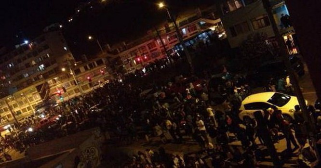 Sóng thần sau động đất 8,3 độ Richter tại Chile, triệu người đi sơ tán ảnh 12