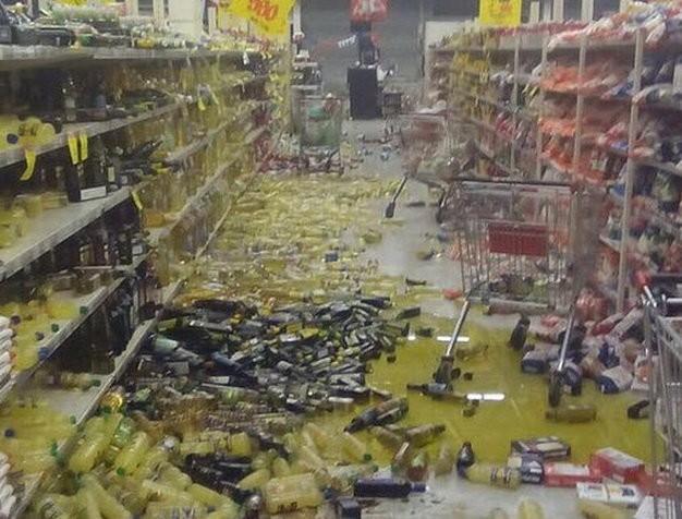 Sóng thần sau động đất 8,3 độ Richter tại Chile, triệu người đi sơ tán ảnh 13