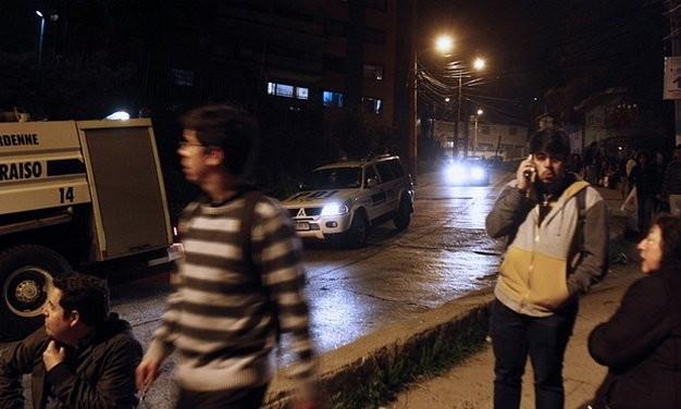 Sóng thần sau động đất 8,3 độ Richter tại Chile, triệu người đi sơ tán ảnh 9